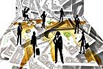 Global negotiations collage (courtesy of Pixabay.com)